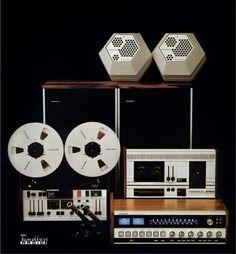 Vintage audio Tandburg