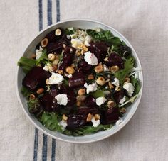 this is a loose adaptation of a salad i ate all the time while living in provence. last night i made it for family dinner to accompany a ste...