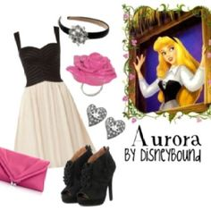 Aurora fashion.