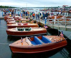 boathouses le cheneaux - Google Search