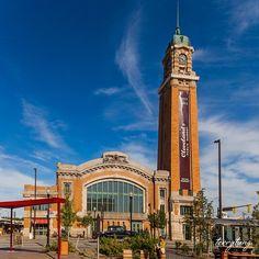 #Cleveland's historic West Side Market