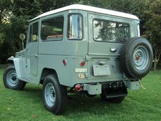 toyota-land-cruiser-fj40-1966-4×4-frame-off-restoration-rare-classic-c | Land Cruiser Of The Day!