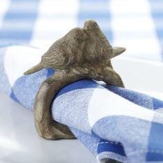 Bird Napkin Ring #birchlane
