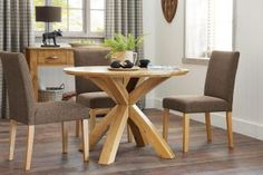Shropshire Round Dining Table from Next Round Dining Table, Dining Bench, Kitchen Dining, Dining Room Furniture, Home Furniture, Outdoor Furniture Sets, Interior Design Tips, Next At Home, Solid Oak