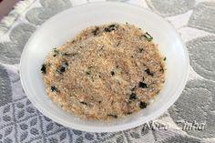 Farinha de rosca temperada - NacoZinha - Blog de culinária, gastronomia e flores - Gina