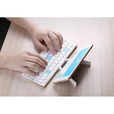 Cheap keyboard touchpad, Buy Quality bluetooth keyboard directly from China wireless bluetooth keyboard Suppliers: Folding Mini Portable Metal Wireless Bluetooth Keyboard Box Pocket Keyboard Touchpad For IPAD Tablet Smart Phone iPhone Windows Mini Keyboard, Bluetooth Keyboard, Future Gadgets, Buy Phones, Cool Electronics, Iphone Hacks, Ipad Tablet, Android Smartphone, Cool Things To Buy