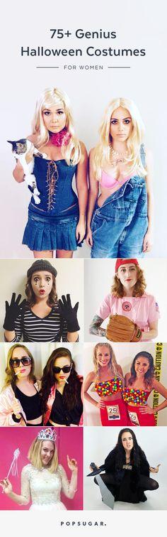 75+ Genius Halloween Costumes For Women