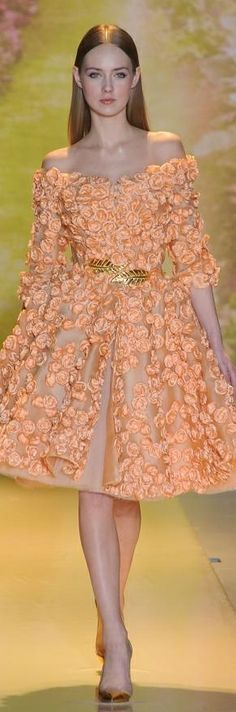 Zuhair Murad Couture Spring 2014