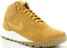 Nike Hoodland Suede férfi bőr bokacipő High Top Sneakers, Sneakers Nike, High Tops, Shoes, Fashion, Nike Tennis, Moda, Zapatos, Shoes Outlet