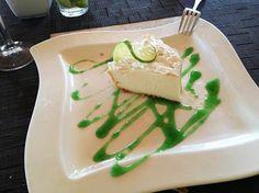 Dessert anyone? #CaboDesserts #keylimepie #CaboLiving