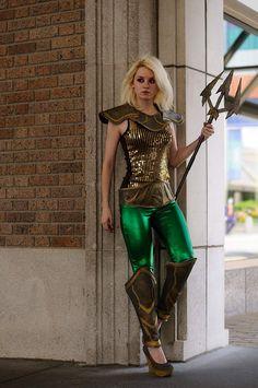 Aquawoman by Donttellme on deviantART