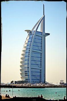 Burj Al Arab from my sight....