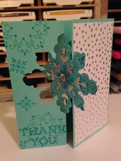 Stampin' in the Sun!: Five Cards, One Stamp Set: Letterpress Winter