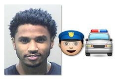 Why Is Trey Songz In Jail? Arrested In Detroit 2016 - Mugshot  Why is Trey Songz locked up? The singer was arrested after he punched a police officer in his face. The incident occurred at his concert in Detroit on December 28 2016. His mugshot is below. The singer whose real name is Tremaine Neverson got mad when he was forced to end his performance at the Joe Louis Arena.  This isn't the Trey Songz we know and fell in love with. Similar to Chris Brown he's falling apart. Trey had a meltdown…