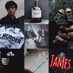 James aesthetic (edited) TEOTFW