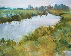 Gerard van de Weerd   Schilderijen   Landschap