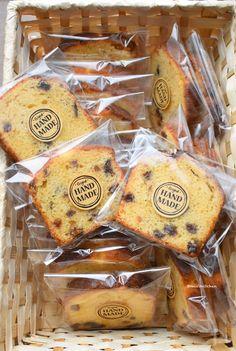 Bake Sale Packaging, Brownie Packaging, Baking Packaging, Bread Packaging, Dessert Packaging, Food Packaging Design, Baking Business, Cake Business, Biscuits Packaging