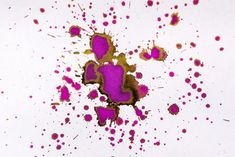 How To Make An Ink Splat - Fountain Pen Love Like Instagram, Fountain Pen Ink, Art Journaling, Steampunk, Art Diary, Performing Arts
