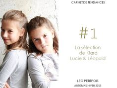New collection winter 13  www.leopetitpois.fr