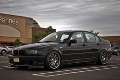 Something we never got in SA The e46 330xi... four wheel drive! Subaru what?