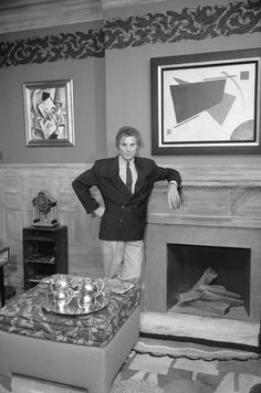 François Catroux, Decorator of Choice for Aristocrats, Dies at 83 - The New York Times