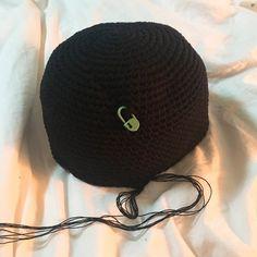 코바늘 블랙 버킷햇 (도안수정) : 네이버 블로그 Crochet Hats, Beanie, Caps Hats, Knitting Hats, Beanies, Beret
