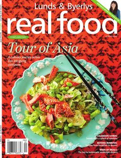 Lunds & Byerlys Real Food  Spring 2016