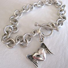 Tiny Wings Bracelet now featured on Fab.