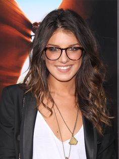 ac78d899f1 Celeb hair trend  Stylish stars like Shenae Grimes and Elizabeth Olsen have  been spotted with. Cute GlassesGlasses ...