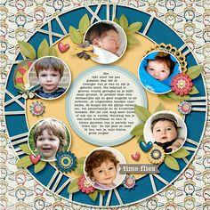 Time Flies - Sweet Shoppe Gallery Time Flies by Julie Billingsley and Meghan Mullens
