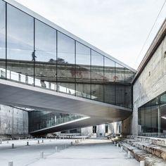 Danish Maritime Museum (Helsingør, Denmark)Architect: BIG—Bjarke Ingels GroupCategory: Culture