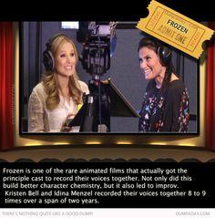 Fun Movie Facts You Probably Didn't Know – Frozen Disney Nerd, Disney Love, Disney Magic, Disney Frozen, Disney Stuff, Frozen Movie, Fun Movie Facts, Wtf Fun Facts, Random Facts