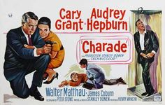 """Charade"" with Audrey Hepburn & Cary Grant"