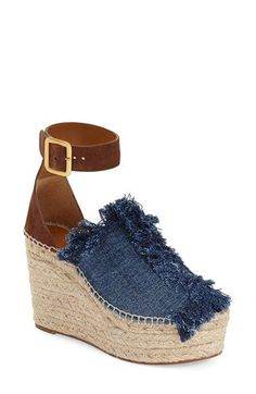584b428c4efb Sandals   Chloé  Isa  Espadrille Wedge Sandal (Women) available at   Nordstrom