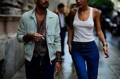 Giotto Calendoli + Patricia Manfield | Milan via Le 21ème