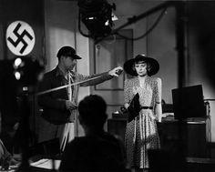 Filming The Mortal Storm (1940)