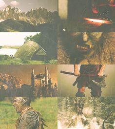 The Elder Scrolls races – The Orcs of Orsinium [High Rock].