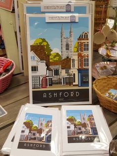 Made in Ashford shop white one sugar prints Ashford Kent, White Shop, The Past, Polaroid Film, Sugar, Frame, Prints, How To Make, Inspiration