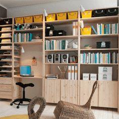 incorporate small desk area into ivar set-up