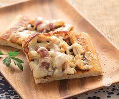 Grilled BBQ Chicken Pretzel Pizza Grilled Pizza, Grilled Chicken Recipes, Pizza Recipes, Grilling Recipes, Pretzel Pizza, Pretzel Dough, Tastefully Simple Recipes, Salted Pretzel, Bbq Bacon