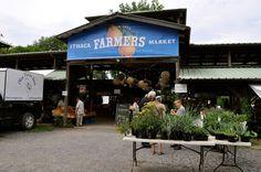 Ithaca Farmers Market ithaca ny