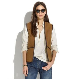 Barbour® Waistcoat Zip-In Liner on shopstyle.com
