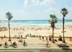 The Top 7 Things To Do In Tel Aviv By Yourself
