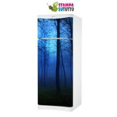 Adesivi frigorifero stickers frigo rivestimento - Stickers frigo 2 portes ...