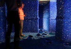 Roger Hiorns  Yorkshire Sculpture Park  http://www.ysp.co.uk/exhibitions/roger-hiorns-untitled-(seizure)#