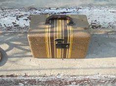 1940s luggage