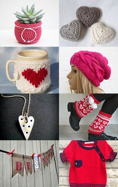 Love is in the air ♥ by Michelle on Etsy--Pinned with TreasuryPin.com