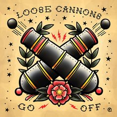 For those about to rock (idea to create some art) Traditional Sailor Tattoos, Traditional Tattoo Design, Traditional Nautical Tattoo, Traditional Tattoo Drawings, Traditional Tattoo Old School, Traditional Sleeve, Traditional Lighthouse Tattoo, Americana Tattoo, Vegas Tattoo
