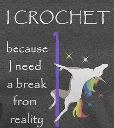 Crochet Shirt, Love Crochet, Learn To Crochet, Knit Crochet, Crochet Throws, Crochet Afghans, Double Crochet, Dishcloth Crochet, Knitting Humor