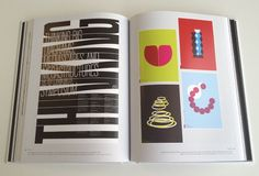 The Type Directors Club's latest annual, Typography 32